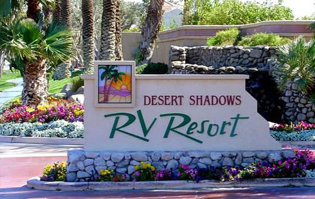 Desert Shadows RV Resort