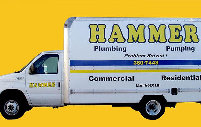 Hammer Pumping Inc