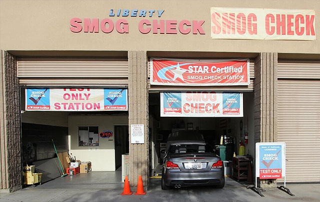 Liberty Smog Check