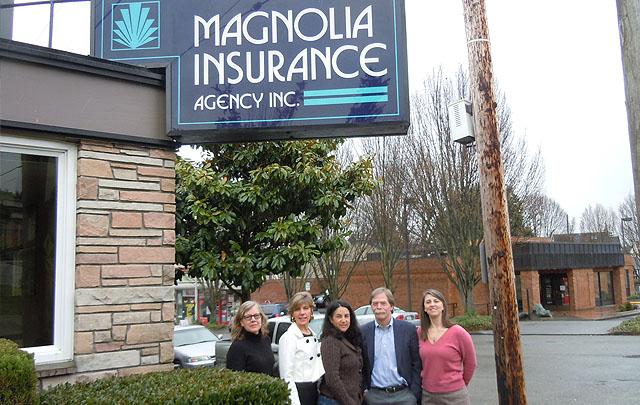 Magnolia Insurance Auto Svc
