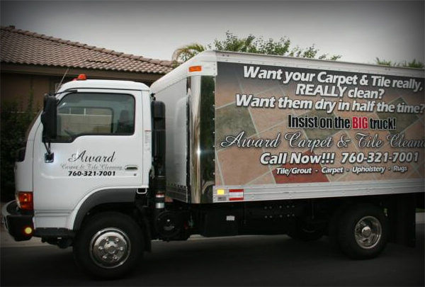 Award Dry Carpet Cleaning