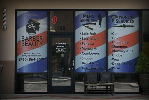 Desert Barber Shop