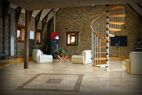 Full Tile Flooring