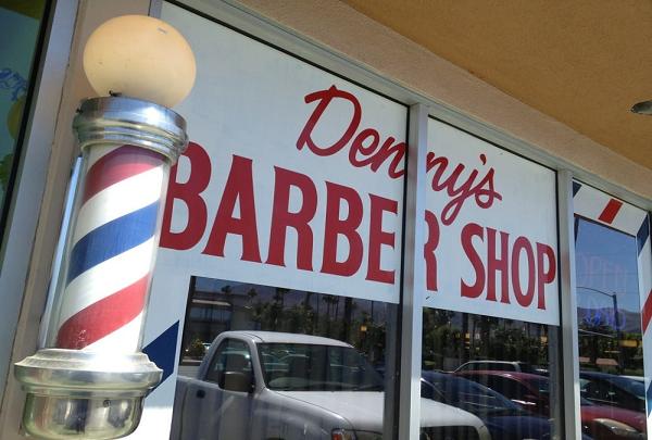 Denny's Barber Shop