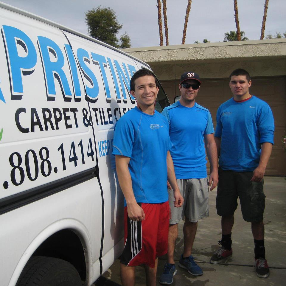 Pristine Carpet & Tile Cleaning Inc