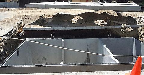 Alms Underground Construction