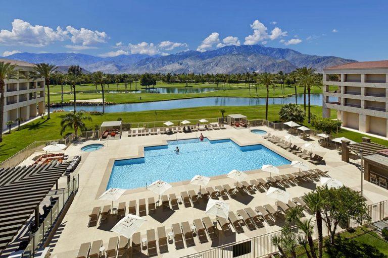 Double Tree Golf Resort Palm Springs