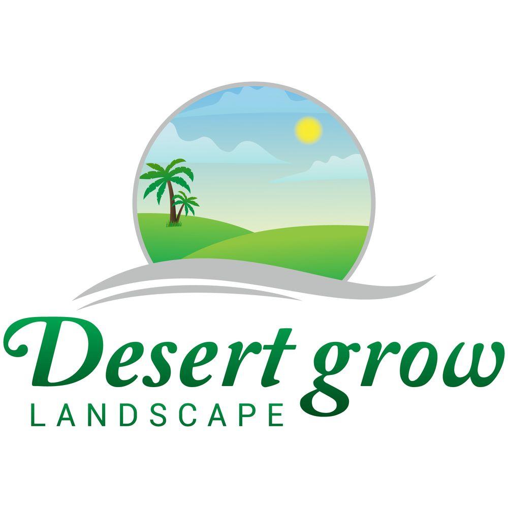 Desert Grow Landscape