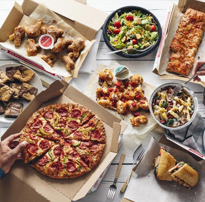 Capten Inc Dba Dominos Pizza