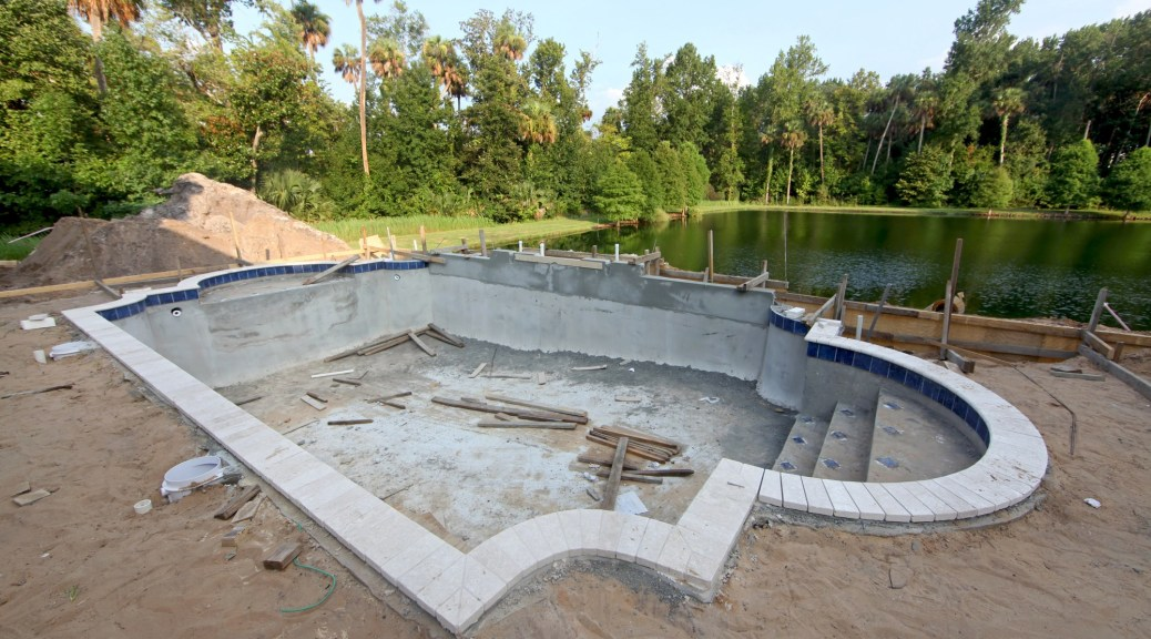 G H Pool Construction